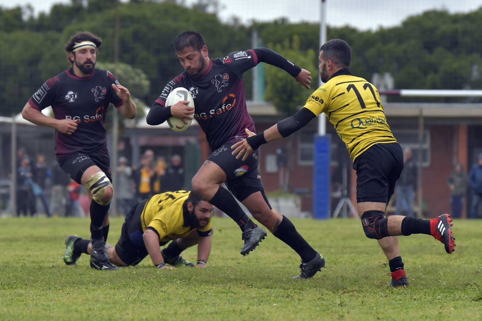 RUGBY LION'S PROMOZIONE SERIE B 05-05-2019
